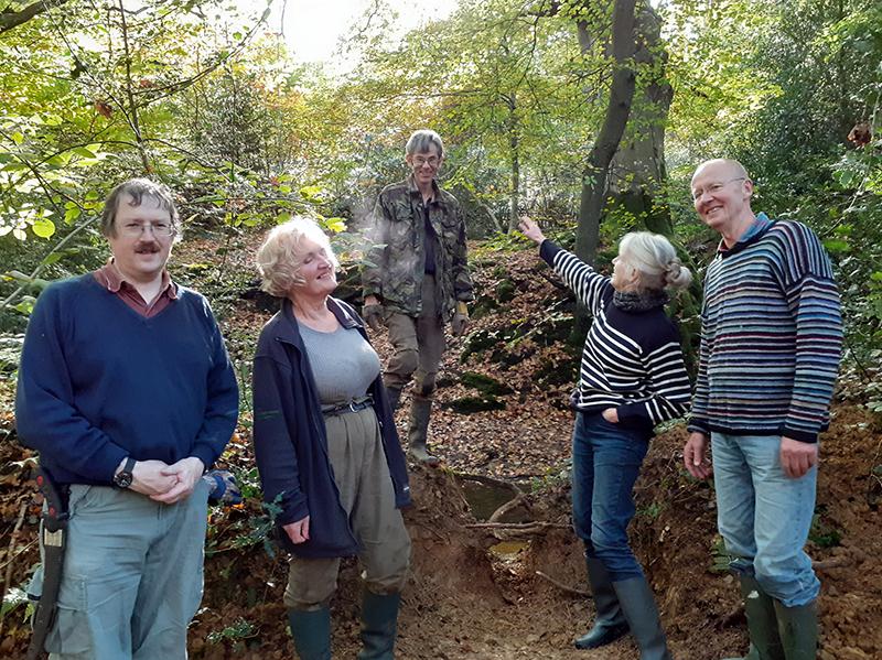 SussexFlow volunteers
