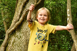Henfield - Woods Mill Nature Tots (03/11/2021)