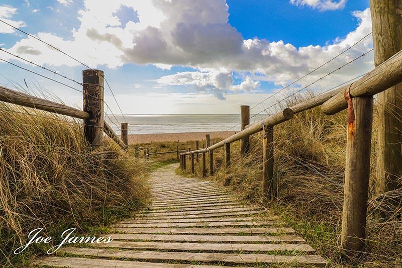 Websize path to tranquillity (c) joe james
